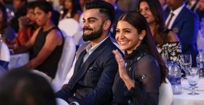 Watch: Here's what Virat Kohli said about wife Anushka Sharma during BCCI awards