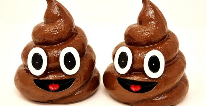 Bizarre: Driver claims human poop fell from sky and hit her eye