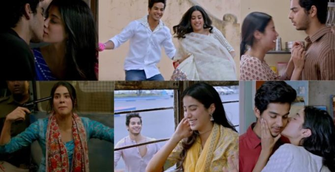 Dhadak trailer: Janhvi Kapoor and Ishaan Khatter share sizzling chemistry