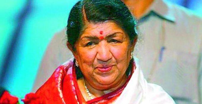 Please create original music: Lata Mangeshkar
