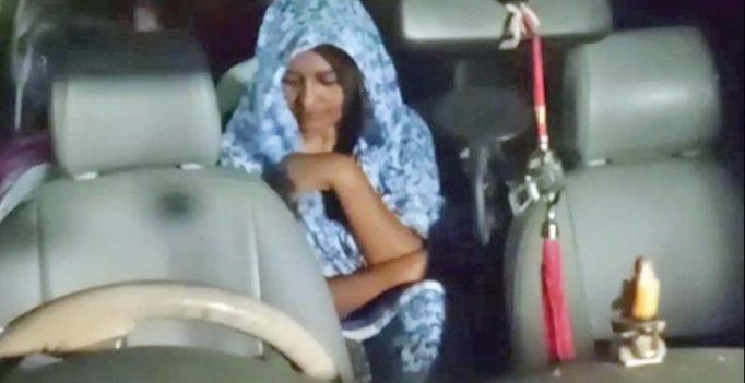 Video clip: TV actress arrested in Coonoor
