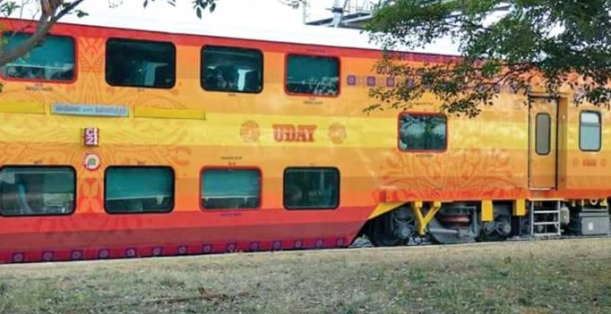 Kovai-Bengaluru double decker train from today