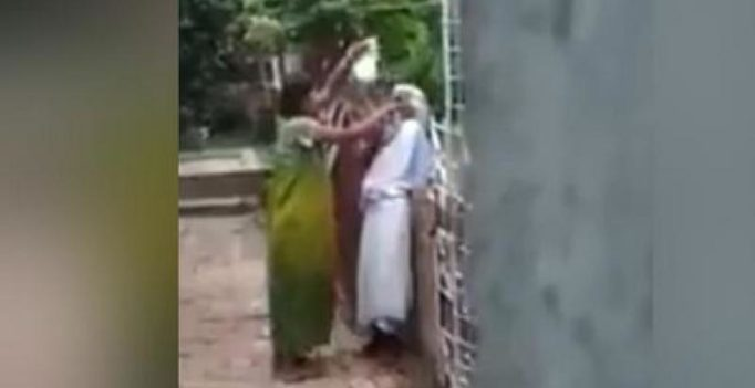 In video, Kolkata woman beats up mother-in-law for plucking flower