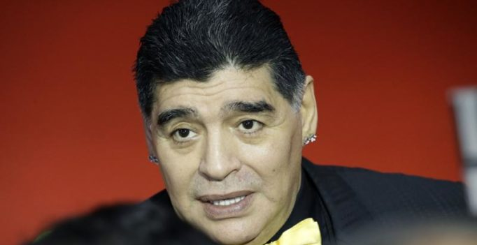 Mexico don't deserve to host 2026 FIFA World Cup: Diego Maradona