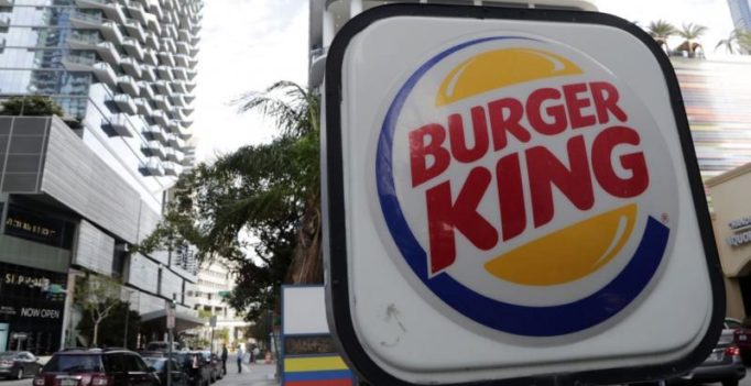 Burger King says sorry for 'free Whoppers to Russian women' World Cup pregnancy ad