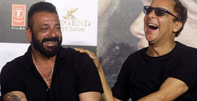 When Sanjay Dutt believed Vidhu Vinod Chopra's quote after Bollywood 'ban' for him