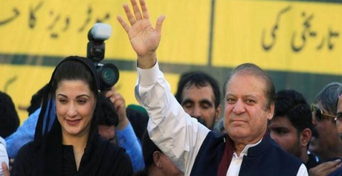 Nawaz Sharif, Maryam to be transported to Adiala jail via helicopters