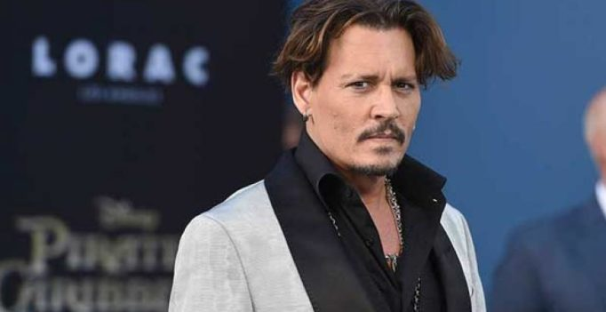 Johnny Depp sued for punching crew member on set