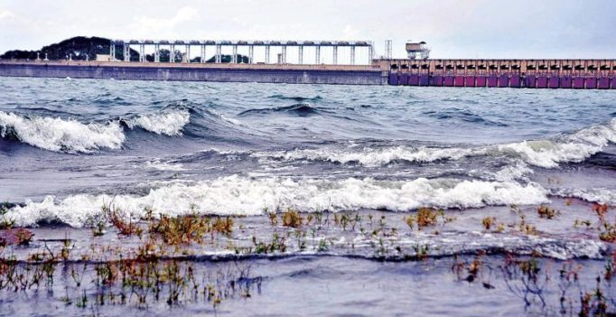 KRS at 110 ft, Kabini water flows to Tamil Nadu
