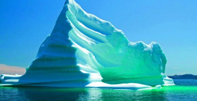 UAE to tow icebergs from Antarctica to its coasts for drinking water