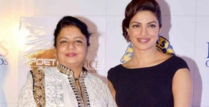 Priyanka Chopra writes emotional note, thanks mom for 'preserving' the family