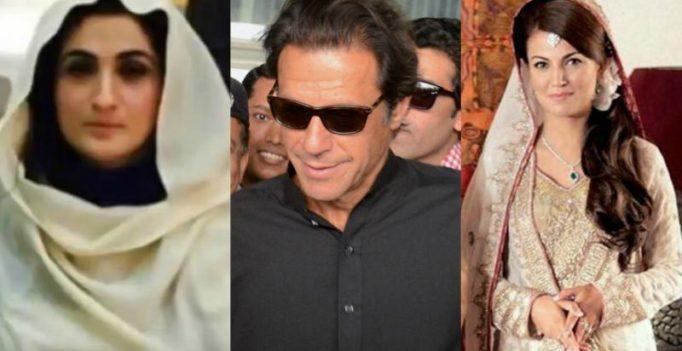 Video: Are you jealous of Bushra Maneka? Imran Khan's ex-wife Reham heckled in London