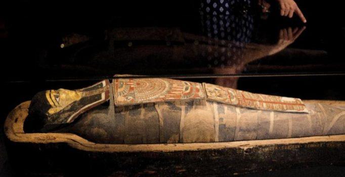 Mummification started 1,500 years before the Pharaohs
