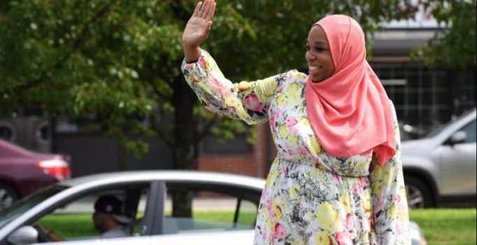In white majority area, Tahirah in race to be first muslim woman in US Congress