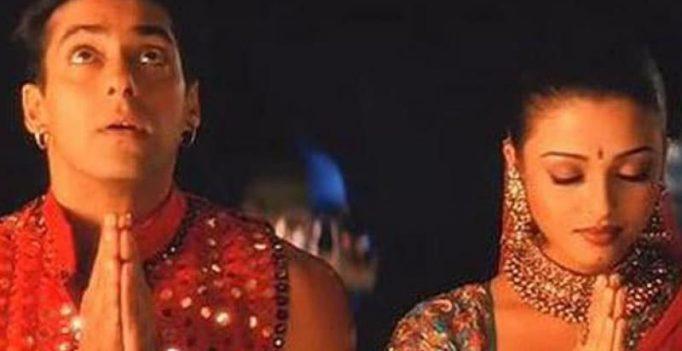 Salman Khan's biggest memory of Navratri is related to Aishwarya Rai Bachchan