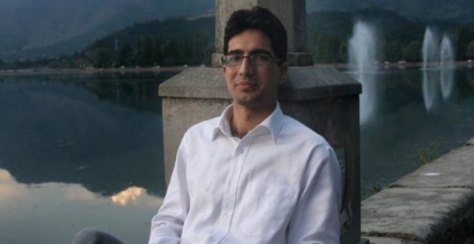 Scrapping Article 35A will end J&K relationship with rest of India: IAS Shah Faesal