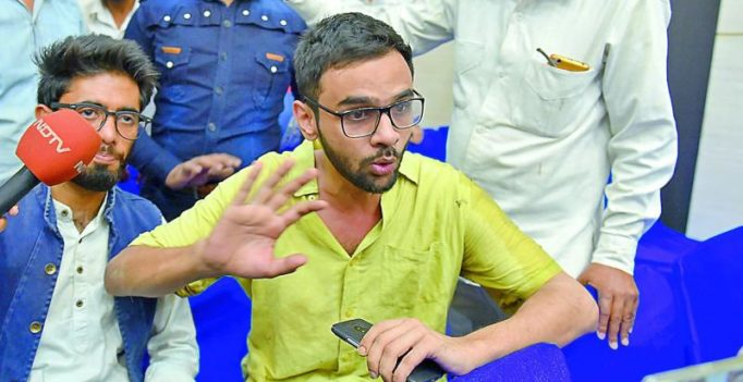 Independence Day gift: Umar Khalid's attackers claim responsibility on Facebook
