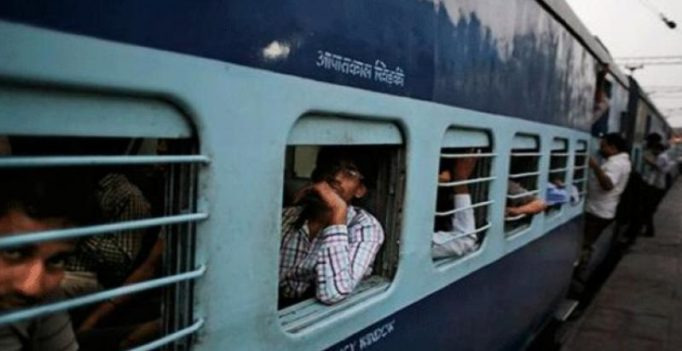 Train services partially restored in flood-affected Kerala