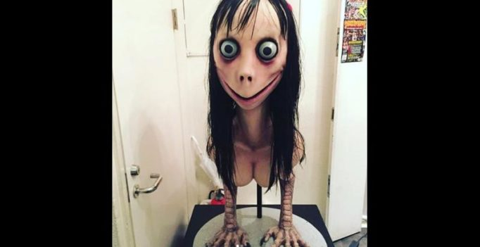 Slenderman 2018: Internet crowns viral character of controversial suicide game Momo