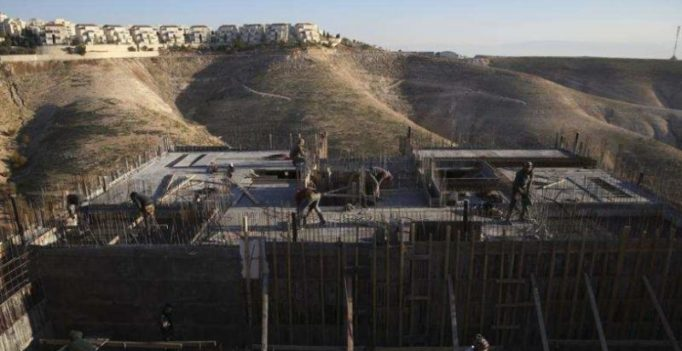 Israel approves more than 1,000 West Bank settler homes: NGO