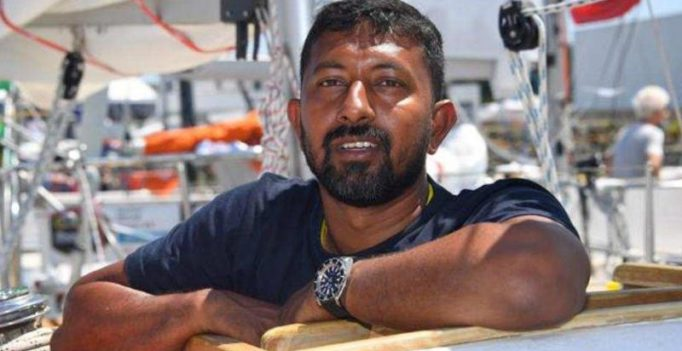 Rescued sailor Abhilash Tomy to reach remote Amsterdam island today