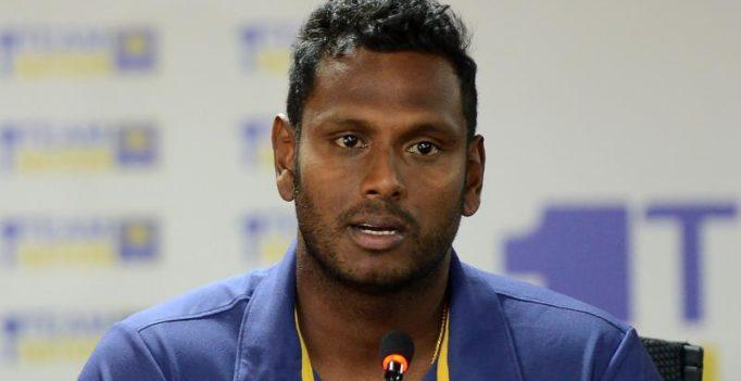 Sri Lanka sack Angelo Mathews as limited-overs captain ahead of England series