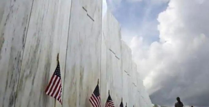 Trump to mark 17 yrs since 9/11 attack with visit to Pennsylvania memorial