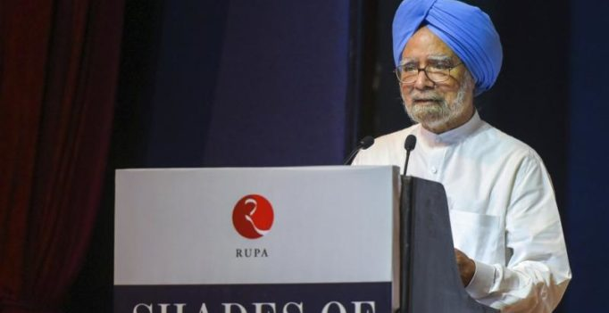 Manmohan Singh's scathing attack on PM Modi over note ban, black money
