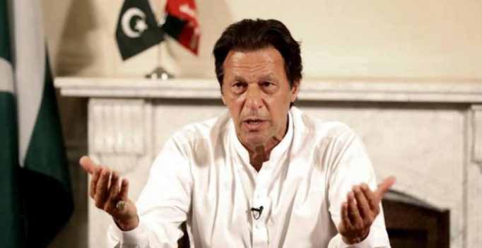 'ISI world's best intel agency, our first line of defence', says Pak PM Imran Khan