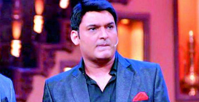 Kapil Sharma in a detox programme