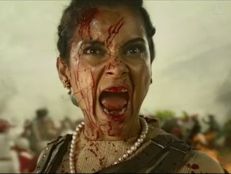 Here's Kangana Ranaut's Manikarnika teaser and all its memes