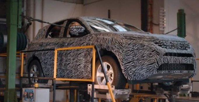 Tata Harrier undergoes endurance testing in latest teaser video