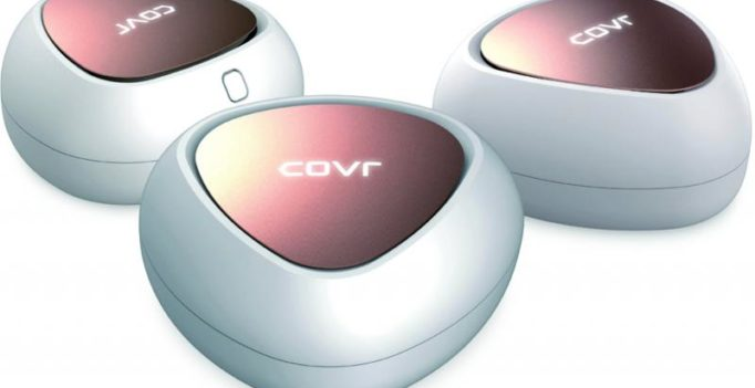 D-Link COVR: Plug-n-play, all the way