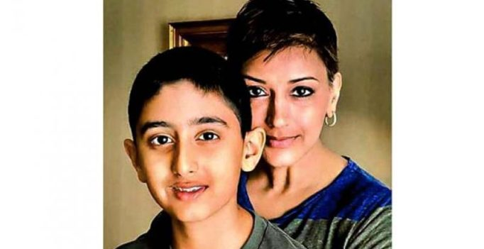 Namrata Shirodkar catches up with Sonali Bendre in New York