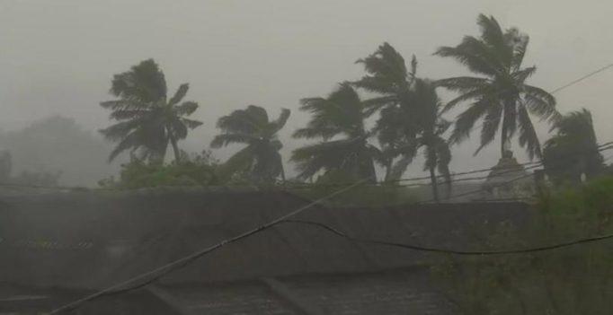 Cyclone Titli hits Odisha-Andhra coast; strong winds uproot trees, poles