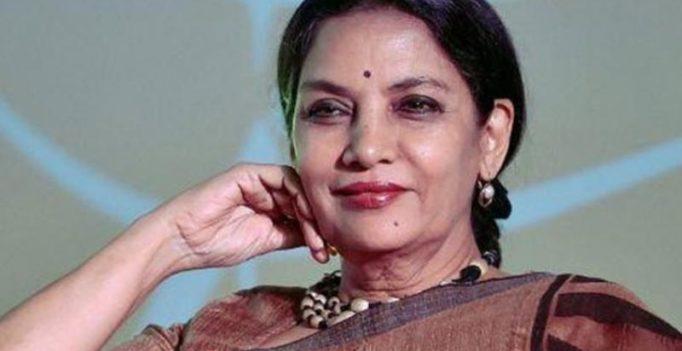 We need to focus on education: Shabana Azmi
