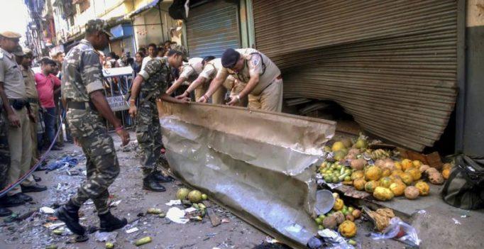 Kolkata blast: CID takes over probe, case against unknown people registered