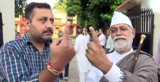 Amid terror threats, NC, PDP boycott, first phase of J&K municipal poll begins