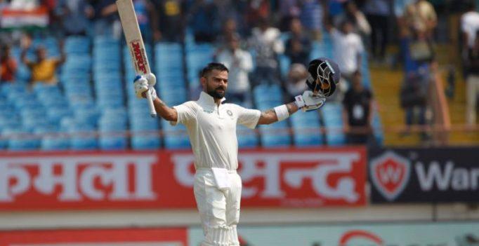 India vs West Indies 1st Test: Virat Kohli breaks records as he slams 24th ton