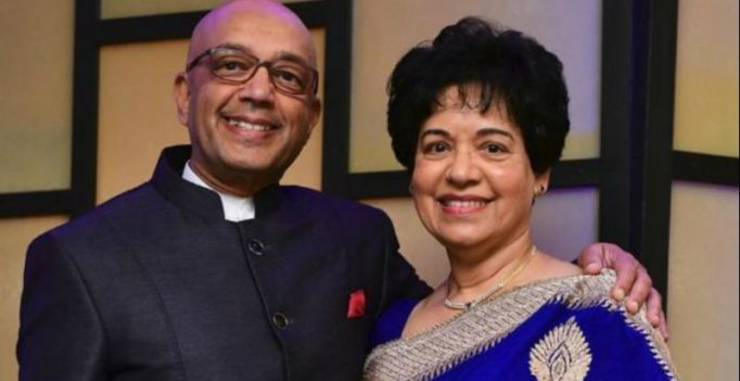 Indian-American couple honoured with Roy M Huffington Award in US