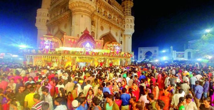 Hyderabad: High pollution, noise recorded on Diwali