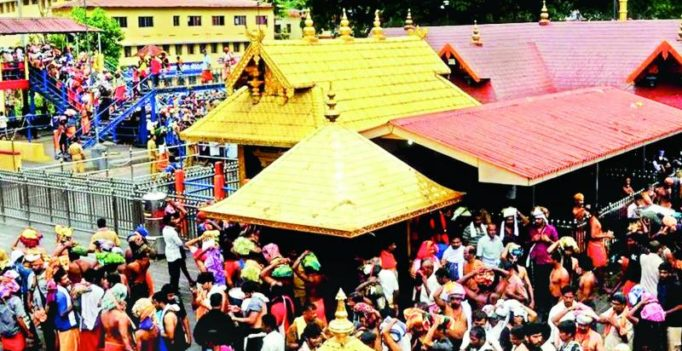 Tight security in Sabarimala as temple opens for special prayer today