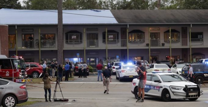 Three dead, including gunman, at yoga studio shooting in US' Florida