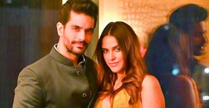 Congratulations! Neha Dhupia and Angad Bedi blessed with a baby girl
