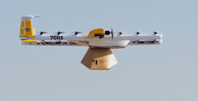 Alphabet's Wing drone delivery business to take flight in Finland
