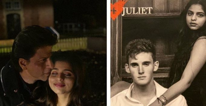 Shah Rukh Khan meets his Juliet in London and we can't stop adoring it!