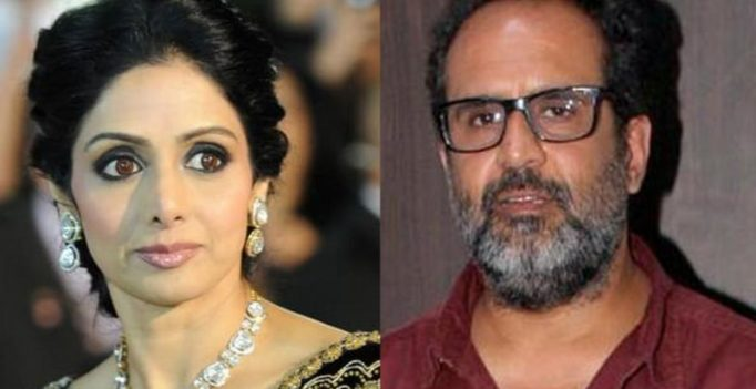 Zero: 'I was mesmerized by her', says Aanand L Rai about Sridevi