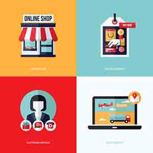 Free Wordpress E-commerce Website