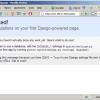 How To Install Django On Debian Etch (Apache2/mod_python)
