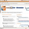 Running The Chromium Browser On Ubuntu 8.04 With CrossOver Chromium